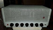 Vintage DuKane 1U460A Tube Mono Amplifier Amp 12AX7 12AU7 5881 Tung Sol Works!