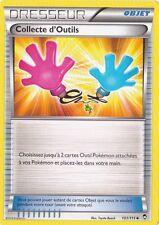 Collecte d'Outils - XY:Poings Furieux - 101/111 - Carte Pokemon Neuve Française