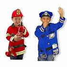 Melissa & Doug Fire Chief & Police Officer Role Play Bundle