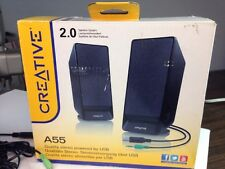 Creative 2.0 Speaker System A55.