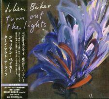 JULIEN BAKER-TURN OUT THE LIGHTS-JAPAN CD E25