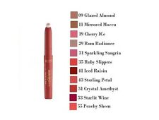 REVLON LIPGLIDE LIP COLOR GLOSS / LIPSTICK  RED PINK BROWN CLEAR * CHOOSE *