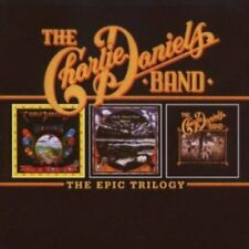 The Charlie Daniels Band – The Epic Trilogy Vol 1 (2013)  2CD  NEW  SPEEDYPOST