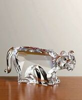 SWAROVSKI CRYSTAL ZODIAC TIGER 622844 MINT BOXED RETIRED RARE
