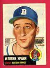 1953 Topps Baseball Cards 62