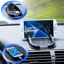 Anti-Rutsch-Matte Haft Gel Slip-Pad Auto KFZ  Handy Smartphone Navi Halterung