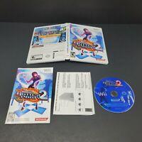 Dance Dance Revolution DDR: Hottest Party 2 (Nintendo Wii) Complete Tested
