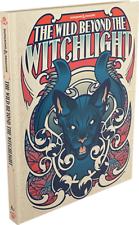 El salvaje más allá del witchlight cubierta de arte alternativo-libro de D&D Dungeons & Dragons