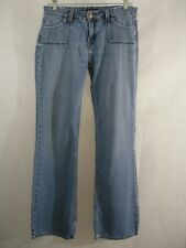 Distressed Womens 6 M Jeans Levi's Low Boot Cut 545 Holes Low Rise