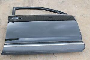 OEM Volkswagen VW Touareg 04-10 Front Right Passenger Door SHELL BLACK *FREIGHT*