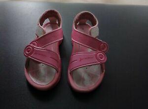 Girls Rider strap sandals size EU 25/26 US9 AU 7.5-8