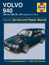H3249 Volvo 940 Petrol (1990 to 1998) Haynes Repair Manual