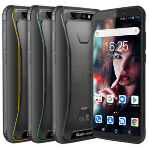 Blackview BV5500 Plus 3GB+32GB Smartphone 4G IP68 Rugged Android 10.0 Cellulare