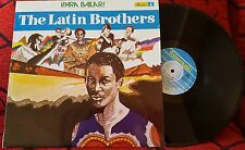 Salsa Charanga THE LATIN BROTHERS **Para Bailar** ORIGINAL 1987 SPAIN LP