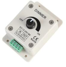 LED DIMMING DRIVER 12V 24V 8A PWM CV, INPUT VOLTAGE MAX 24VDC, INPU FOR POWERPAX