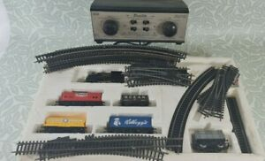 HORNBY Railways Train Set 6402 Incomplete with Duette Twin Supply Unit UNTESTED