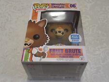 Funko Pop! Ad Icons Shop Exclusive Monster Cereals Fruit Brute #06 Vinyl Figure
