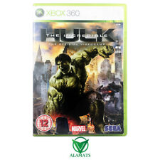 The Incredible Hulk (Xbox 360) Very Good - Action Adventure  - PAL