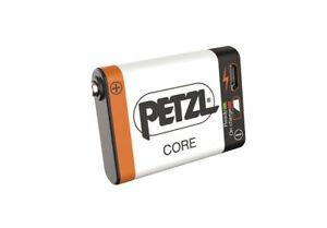 Petzl Core batterie rechargeable.