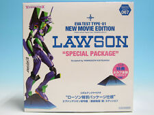 REVOLTECH YAMAGUCHI EVA-01 Test Type New Movie Edition Lawson Special Pckage...