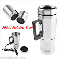Car Stainless Steel Insulated Thermal Coffee Tea Travel Thermos Mug Cup 300ml