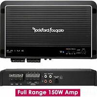 Rockford Fosgate Prime R150X2 Full Range 150W RMS 2-Channel Class AB Amplifier