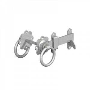 Gatemate Ring Gate Latch Pre-Packed (Inc Fixings) Various Sizes/Finishes