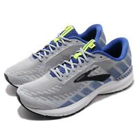Brooks Revenna 10 2E Wide Alloy Blue Nightlife Men Running Shoes 110298 2E