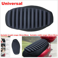 Universal Shockproof Motorcycle Scooter Inflatable Seat Cushion Cover +Air Pump