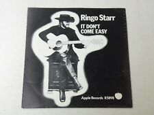 "RINGO STARR - IT DON'T COME EASY - 7"" - Q3"