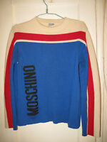 Vintage Moschino Knit Sweater
