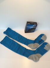 Asics Compression Support Sock Farbe Blau Artikelnummer 123434 Grösse 43-46