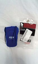 Adams TGA Adult Baseball/Softball Catcher's Mask Neck Throat Guard Protector