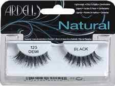 Ardell Fashion Lashes #120 DEMI  Eyelashes Black 10 pack