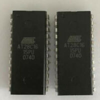 1pcs  AT28C16-15PU CMOS E2PROM DIP-24 ATMEL NEW