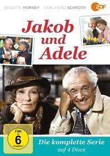 Jakob und Adele - Die komplette Serie - NEU OVP - 4 DVDs