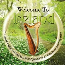 Welcome To Ireland CD Album 2001 NEUWARE Wild Rover,The Rose Of Tralee,Mother Ma