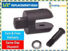 "1/2"" Drive Spare Knuckle Breaker Bar Head Replacement Head Repair Kit Car CT0744"