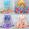 Shawl Scarf Acces Chiffon Scarf Long Soft Flower Printed Women Wrap