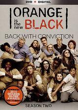 Orange Is the New Black: Season Two (DVD, 2015, 4-Disc Set)