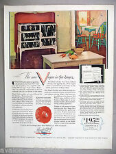 Magic Chef Stove PRINT AD - 1929 ~~ stoves, American Stove Co.
