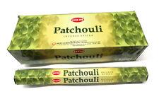 Lot Of 100 Sticks Patchouli Incense ~ 5 Tube Of 20 Stick = 100 Sticks Patchouly