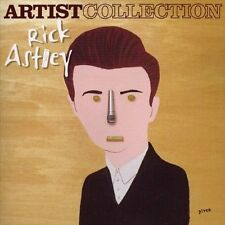 Artist Collection Rick Astley Rick Astley CD Sealed !