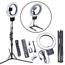 40W 5400K DIVA Ring Lamp Light for Beauty Make-up Studio Photo Video Taking 110V