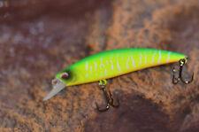 70mm Skinny Minnow Crank Bait Bream Bass Cod Perch Trout Lure