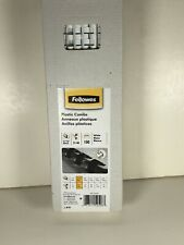 "Fellowes Plastic Combs5/16"" Box Of 100"