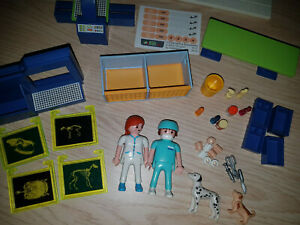 Tierarztpraxis 4346 Playmobil