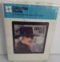 Charlie Rich Behind Closed Doors SEALED 8 Track