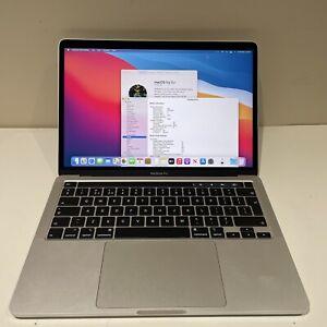 "Apple MacBook Pro Retina 13.3"" 2020 Touch Bar 256GB SSD 8GB Ram 1.4GHz Core i5"
