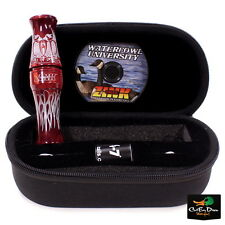 NEW ZINK CALLS COD CALL OF DEATH CRANBERRY CRUSHER ACRYLIC CANADA GOOSE CALL